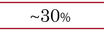 sale 30%off